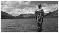 higher than mountains (theclashcityrocker) Tags: sculpture monochrome scotland blackwhite still fuji fujinon blackwhitephotography scottishhighlands scottishlandscape robmulholland fujilove fujixseries