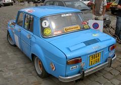 Renault 8 Sport (Gordini-look) (Fuego 81) Tags: sport club race rally 8 meeting renault r8 gordini 9068xj60