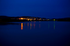 Aartalsee (brugger.toni) Tags: lake water night dawn hessen ldk