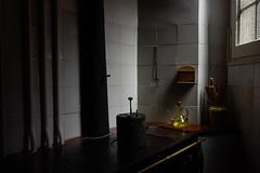 De Keuken in Casa Mil (Bram Meijer) Tags: barcelona spain spanje casamil