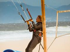 Hermosa Beach, California - 2016-04 (scaturchio) Tags: ocean california usa beach pier us unitedstates wind surfing windsurfing hermosa hermosabeach beachhouse massimo