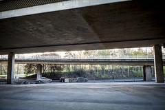 Eastville (pixelhut) Tags: road city uk england urban southwest bristol motorway suburb innercity flyover stapleton m32 eastville