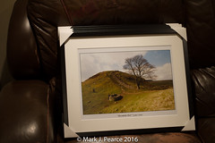 112 of 366 - Ready to exhibit (Mark J Pearce) Tags: 366 3662016 art craft 2016 edition photographs april2016 titchfield exhibition 21apr2016 day 112 framed pictures 112366 project april 366project 366the2016edition artcraft day112 day112366
