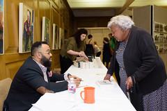 An evening with the Murphy Visiting Poet (Hendrix College) Tags: portrait headshot poet hendrix hendrixcollege kevinyoung aaronknight mikekempphotography 04142016 hendrixmurphyvisitingpoet