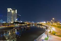 Saigon River (continuum) Tags: river waterfront vietnam hochiminhcity hcmc saigonriver benngheriver
