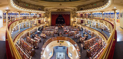 El Ateneo bookstore (KayOne73) Tags: panorama argentina buenos aires grand olympus el bookstore ateneo omd splendid photostitch em5