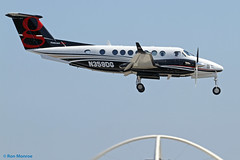 GAF Holdings, Beechcraft B300 King Air (Ron Monroe) Tags: lax beechcraft kingair bizjets klax b300 businessjets corporatejets gafholdings n359dg