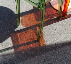Plastic Chair (pmustel) Tags: abstract sweden vaxholm