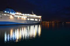 Navire  quai (Dorian Duplex) Tags: ferry de la soleil marseille bateau ajaccio lever equipage coque traverse sncm meridonale