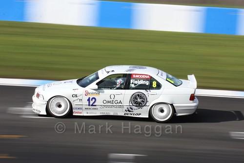 HSCC Super Touring Car Trophy at the Donington Historic Festival 2016