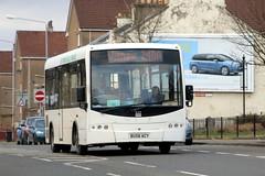 McNairn, Coatbridge BU08ACY (busmanscotland) Tags: travel bus jj warrington primo enterprise flights hounslow spt hallmark coatbridge plaxton acy mcnairn coachways eb03 bu08 bu08acy