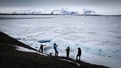 Jokulsarlon (Lil [Kristen Elsby]) Tags: landscape iceland europe lagoon jokulsarlon winterwonderland glacierlagoon travelphotography southiceland canon5dmarkii