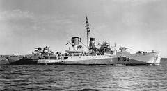 HMCS Galt (DRGorham) Tags: corvette hmcs rcn royalcanadiannavy