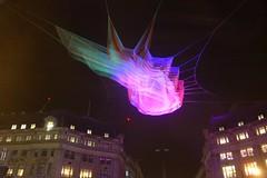 Oxford Street London 16th January 2016 (loose_grip_99) Tags: uk england london festival lights january lumiere janet 2016 echelman