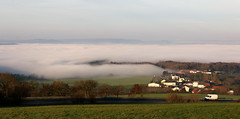Das Moseltal in Nebel verhüllt (p_jp55 (Jean-Paul)) Tags: fog germany deutschland nebel allemagne brouillard saarland saarlorlux moseltal mosellevalley sinz saare valléedelamoselle