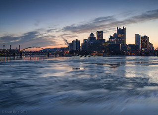 Pittsburgh - Frozen (Explored)