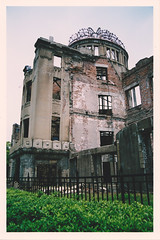 Hiroshima, Japan. (Ch0jiN) Tags: travel film japan canon print japanese asia kodak hiroshima eos33
