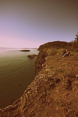 (eflon) Tags: west vintage coast washington warm wa olympic peninsula tones