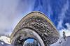 Bridge into the Sky - Brücke in den Himmel (W_von_S) Tags: bridge blue schnee trees winter sky panorama white snow mountains tree architecture clouds landscape bayern bavaria outdoor stones sony january himmel wolken berge steine alpine architektur alpen blau brücke landschaft bäume baum januar snowscape snowlandscape schneelandschaft 2016 sudelfeld weis bayerischealpen 7rm2 wvons alpha7rm2 bridgeintothesky brückeindenhimmel