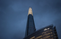 The Shard (Ludvius) Tags: england green london skyscraper shard the ludovicophotography wwwludovicophotocom
