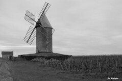 Moulin (wedrujac) Tags: france 35mm moulin 2016 entredeuxmers d300s