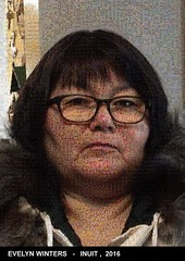 The picture of Evelyn Winters from Cree Nation!! Share it!! To participate: http://ift.tt/1Swm827