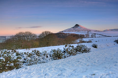 First light on the Topping. (paul downing) Tags: winter snow sunrise nikon 12 filters hitech greatayton northyorkshire roseberrytopping northyorkshiremoors gnd photomatix pd1001 pauldowning d7200 pauldowningphotography