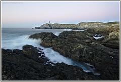 Punta Frouxeira (f@gra) Tags: seascape marina landscape spain cabo sony silk paisaje galicia punta cape effect seda roca rocas efecto frouxeira silkeffect