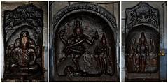 "Moovaraivendran Rock cut cave Temple- Sculpture's -Azhagapuri- Madurai District -Tamilnadu (Kalai ""N"" Kovil) Tags: architecture nikon d n tokina 5200 tamilnadu murugan kalai kovil cavetemple 2016 rockcut pillaiyar southindiantemple 1116mm maduraidistrict azhagapuri ananthathandavamurthy moovaraivendran muvaraivenran"