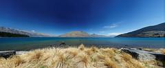 20160207-09-Cecil Peak from Lake Wakatipu panorama (Roger T Wong) Tags: travel newzealand summer panorama mountains water pano otago queenstown lakewakatipu 2016 ptgui cecilpeak southisalnd sony2470 rogertwong sel2470z sonyfe2470mmf4zaosscarlzeissvariotessart sonya7ii sonyilce7m2 sonyalpha7ii
