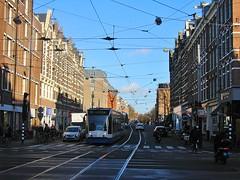 Kruispunt 2 - noord - FOTO 7 (streamer020nl) Tags: 2001 holland netherlands amsterdam crossing nederland tram junction 17 intersection strassenbahn kinkerstraat niederlande blokker bilderdijkstraat gvb kruispunt 2016 osdorp kruising lijn17 mensink 280116