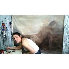 Ms avances #arte #art #kunst #konst... (valeriaserruya) Tags: art arte kunst konst pintura despertar pittura artesvisuais artesvisuales arteargentino enproceso workinprogress2 uploaded:by=flickstagram instagram:venue=11404497 instagram:venuename=buenosaires2cargentina valeriaserruya instagram:photo=11725965713335446112104137897