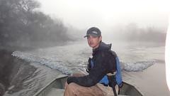 Foggy Boat Ride
