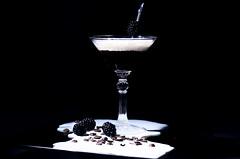 """""""Naomi"""" (Alexander Maltsev) Tags: light bar dark 50mm nikon cocktails d7000"""