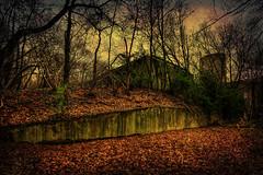 Air Bunker (Batram) Tags: urban abandoned lost mine place decay air bunker coal exploration urbex