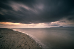 Darkness Falls (.Brian Kerr Photography.) Tags: longexposure sunset clouds sony cumbria solway silloth briankerrphotography briankerrphoto sonyuk a7rii