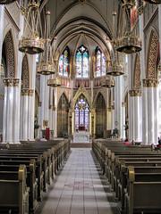 Cathedral of Saint Helena. (dckellyphoto) Tags: rockymountains 2011 americanwest mountainwest catholic church cathedral sainthelena helena helenamontana montana