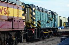 08956 Goodman's Wishaw (cmc_1987) Tags: br class 09 08 060 shunter wishaw gronk serco 08956 railtest