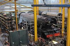 60103 Flying Scotsman (mike_j's photos) Tags: museum nikon nrm flyingscotsman 4472 nationalrailway 60103 p530