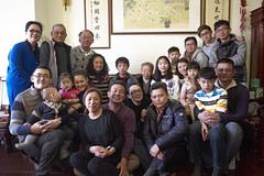 Day 2 of Lunar Calendar (Alfred Life) Tags: leica 28mm grandfather taiwan grandparents taipei   familyphoto asph  grandmom  m9 summaron  f20      parentsinlaw 6bit  m9p leicam9p