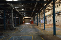 Factory (sgreen757) Tags: urban building abandoned bristol office site nikon factory bs empty warehouse explore derelict urbex d7000