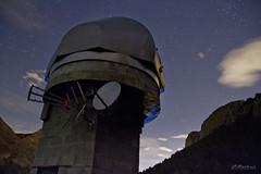 L'observatori ( alfanhu) Tags: spain nightshot observatory nocturna sella astronomical nocturn costablanca astronoma comunitatvalenciana barrancdelarc tafarmaig