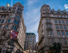 Strand Buildings (Panasonic Lumix LX100 Compact) (markdbaynham) Tags: street leica city uk urban london westminster lumix zoom capital central panasonic gb fixed ft metropolis dmc 43rd 43 lx londoner londonist fourthirds evf lx100 2475mm f1728 lumixer