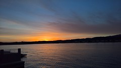 Sunset on the Colorado River (Ms. Jen) Tags: sunset arizona water river coloradoriver parker photobyjeniferhanen moovalyakeys lumia950 lumiavoicestrial