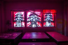 Stained Glass Windows (Thomas Hawk) Tags: california usa abandoned america graffiti unitedstates unitedstatesofamerica eastbay vallejo mareisland plantrees fav10 fav25