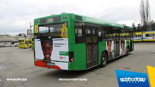Info Media Group - Benetton, BUS Outdoor Advertising, Sarajevo 03-2016 (3)