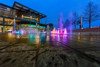 Brent Civic Centre, Wembley, London, UK