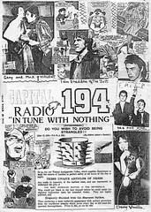 Capital Radio (stillunusual) Tags: punk punkrock 1970s 1977 newwave eater livewire fanzine paulweller capitalradio cherryvanilla punkzine punkfanzine alananger