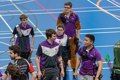 20160305-_AJ_5090 (David J Richardson) Tags: blue team university champs british archery championships 2016 butc