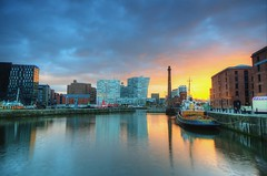 Brocklebank Historic Tug, Liverpool (Jeffpmcdonald) Tags: uk liverpool albertdock canningdock merseysidemaritimemuseum brocklebank nikond7000 jeffpmcdonald march2016